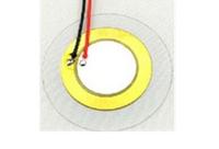 陶瓷蜂鳴片 直徑35mm 頻率2.6KHz 3B35+2.6EEW