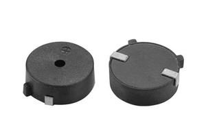 压电无源蜂鸣器 直径17mm 频率4KHz PSE1760+4012SA