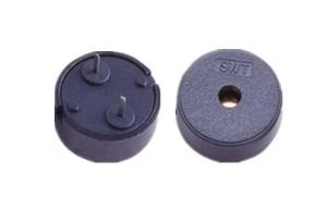 壓電無源蜂鳴器 直徑14mm 頻率4Khz PED14070B40060PBAC