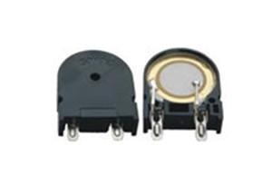 压电无源蜂鸣器 直径22mm 频率2.7KHz PSE2275+2705PA