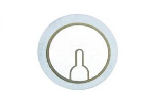 圆形压电陶瓷蜂鸣片