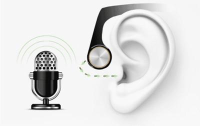 年輕fashion新主流,戴上骨傳導耳機就是任性!