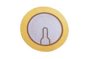 压电蜂鸣片 直径31mm 频率2.6KHz 3BA31020F026H23SE0