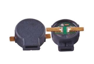 貼片無源蜂鳴器 直徑9mm 頻率2.7KHz MSD09040L27030SAAAA