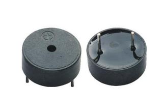 压电无源蜂鸣器 直径17mm 频率4KHz PED17045P40050XAAA