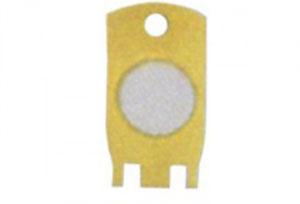 陶瓷蜂鸣片 直径22.5mm 频率11.5KHz 3B22.5+11.5TED