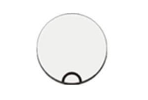 陶瓷換能片 直徑20mm 頻率1000KHz 8D20-1000S