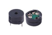 電磁無源蜂鳴器 直徑12mm 頻率2KHz MSD120060A20015PAAAA