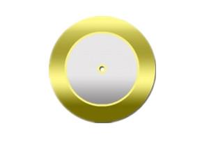 压电蜂鸣片 直径41MM 频率2.1Khz 3BC41010F010H10BB0