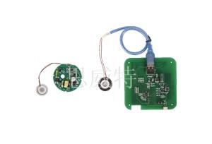 玻璃釉雾化片 直径25mm 频率1700KHz ATD25-1700GSW