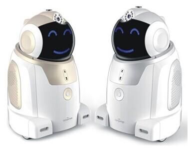 智能机器人与超声波传感器件