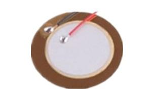 陶瓷蜂鸣片 直径12mm 频率9.0KHz 3B12+9.0EAWC