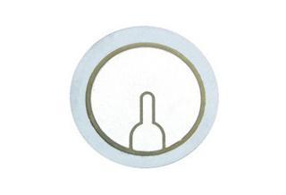 压电蜂鸣片 直径31mm 频率3.5KHz 3SA31030F035H25SE0