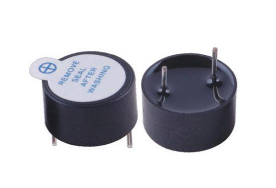 压电有源蜂鸣器 直径14mm 频率4KHz PB1475+4012PA