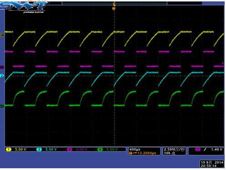 如何设计低成本蜂鸣器(图为多谐振荡电路充放电波形)