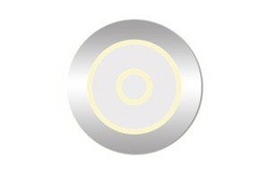 陶瓷蜂鸣片 直径35mm 频率3.0K 3S35+3.0SA